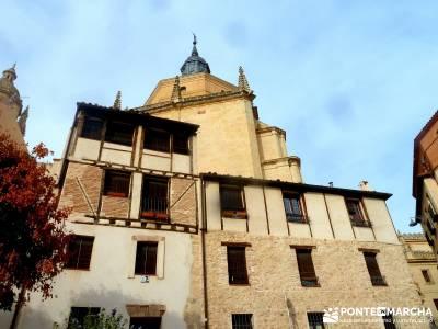Destilería DYC - Segovia; viajes en grupos organizados  monasterios la rioja